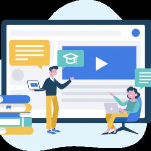 Готовый сайт для онлайн обучения
