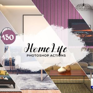 home-life-photoshop-actions