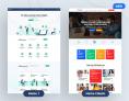 Turitor шаблон для онлайн школы на русском языке