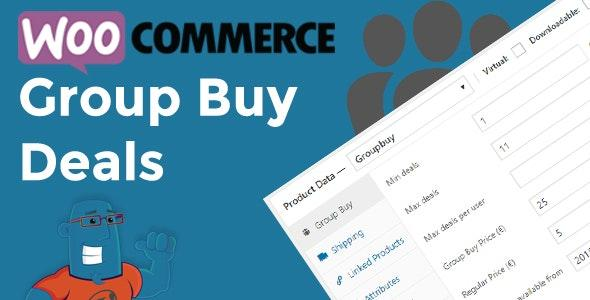 woocommerce group buy and deals на Русском